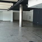 Viimeistellyt lattioiden tasoitustyöt